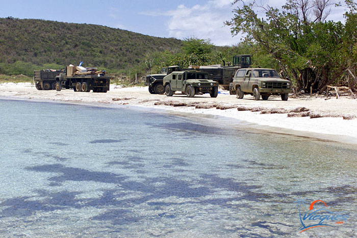 Vieques Island Navy