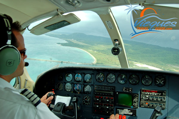 Vieques flights guide.