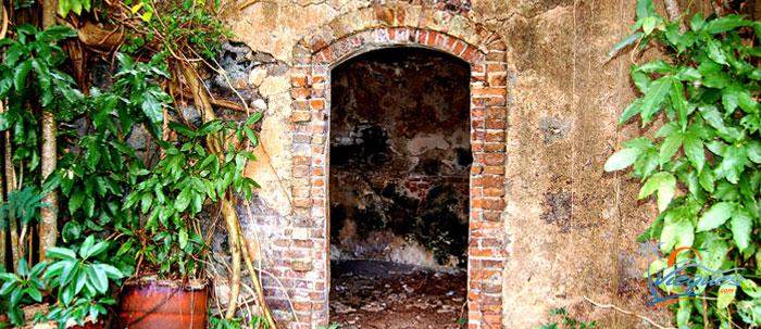 Playa Grande Sugar Mill Ruins - Attractions - Vieques, Puerto Rico