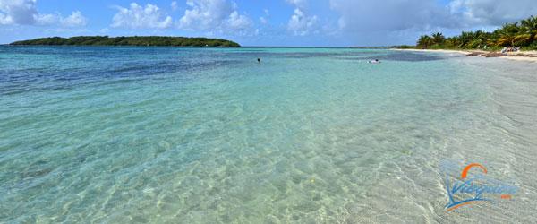 Playa La Chiva / Vieques, Puerto RIco