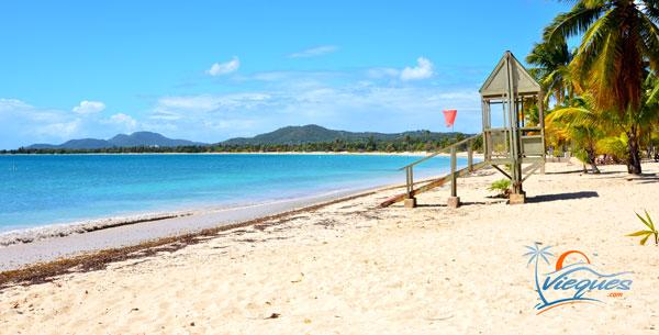 Balneario of Sun Bay / Sombe - Vieques, Puerto Rico