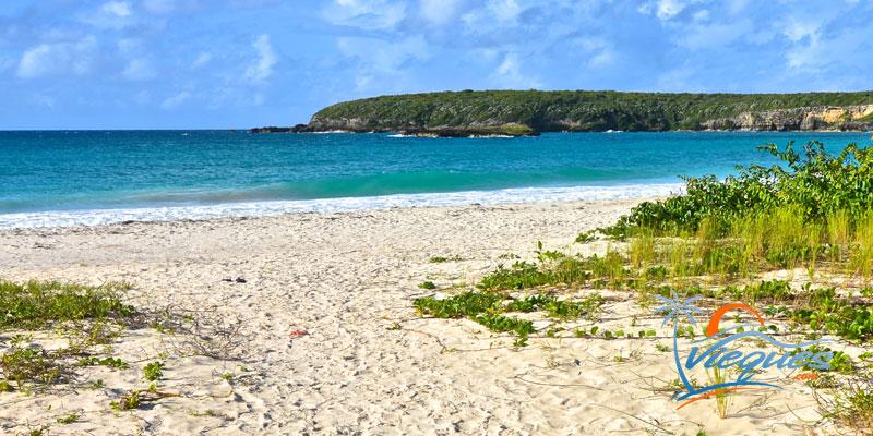Playa Caracas / Red Beach - Vieques Island, Puerto Rico