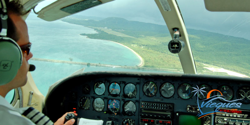 Vieques Getting There Guide - Flights, Ferry, Directions