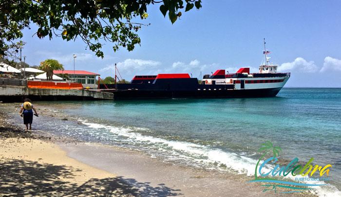 Culebra Island Ferry