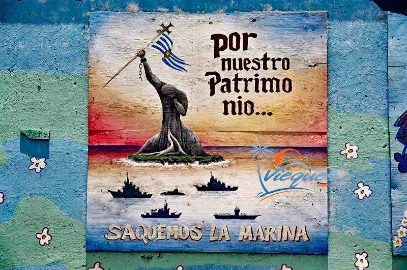 Vieques Navy History - Vieques Island, Puerto Rico