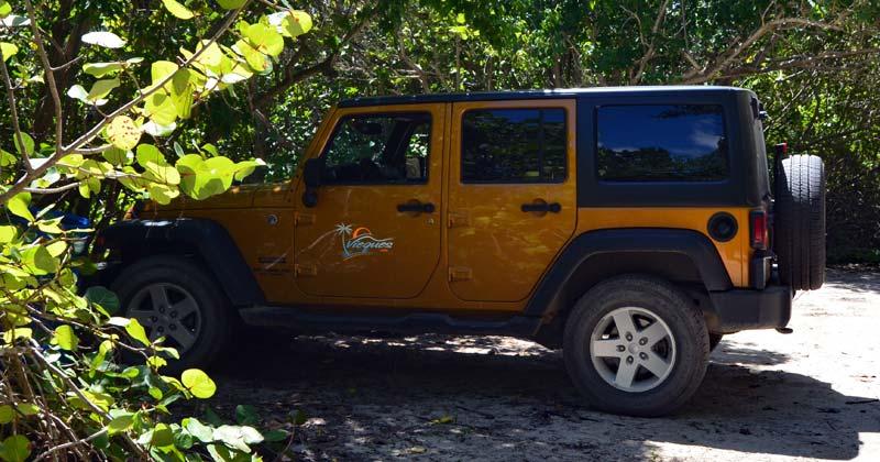 Car Rentals - Vieques Island, Puerto Rico