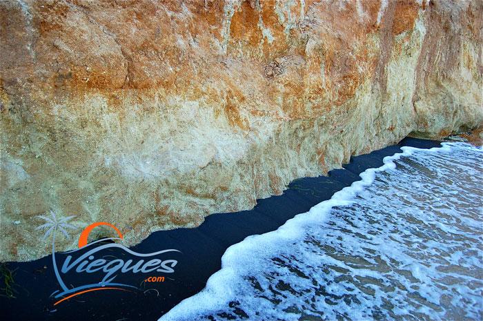 black-sand-beach-vieques-caribbean