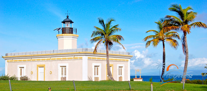 Punta Mulas Lighthouse - Historical attraction in Vieques Island, PR