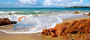 Cofi Beach / Playa Cofi - Vieques Island, Puerto Rico