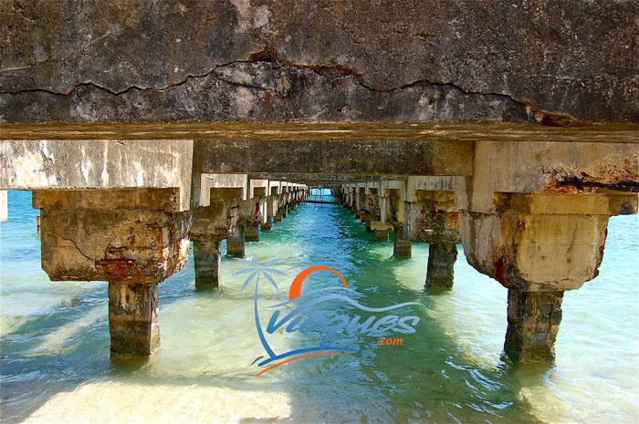 Muelle de la Cana - Esperanza, Vieques, Puerto Rico