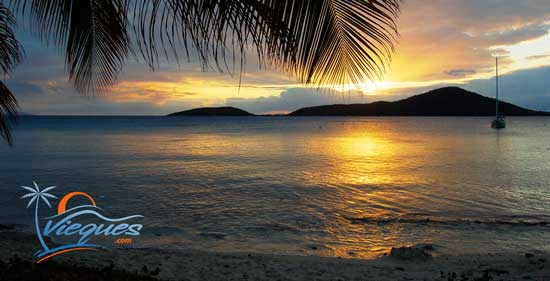 Culebra Island - One of the offshore islands of Puerto Rico