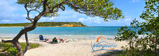 Playa Sucia - The best beach on the island of Puerto Rico.