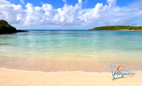 La Chiva Beach - Previously known as Blue Beach - Vieques, Puerto Rico