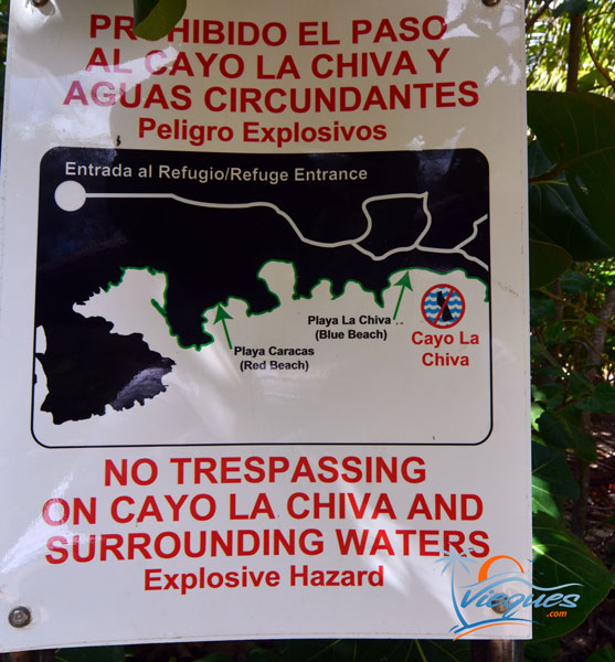 vieques-navy-danger-areas
