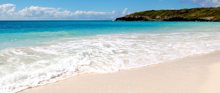 White sand beaches caribbean vieques puerto rico vieques for Black sand beach caribbean