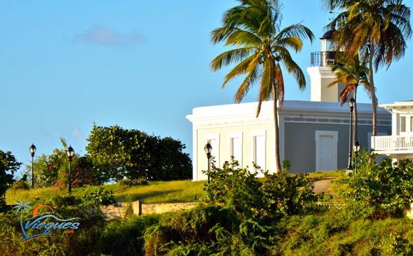 Punta Mulas Lighthouse - 2015 - Vieques, Puerto Ric