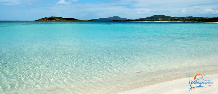 Beaches - Attractions - Isla de Vieques, Puerto Rico