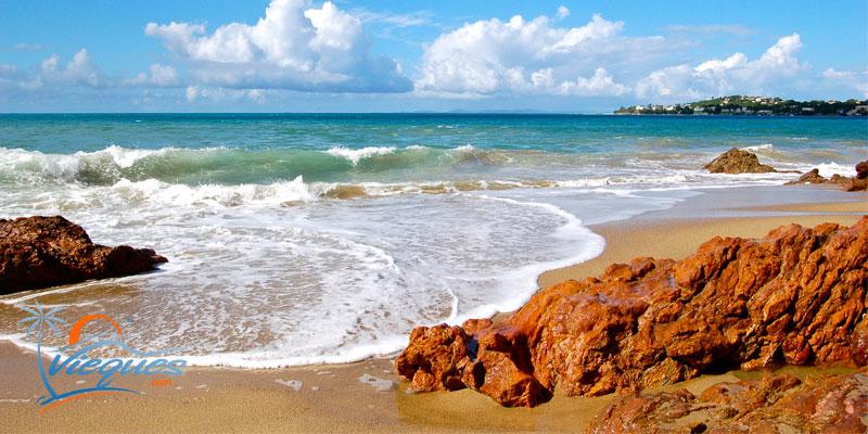 Playa Cofi - Isla de Vieques, Puerto Rico