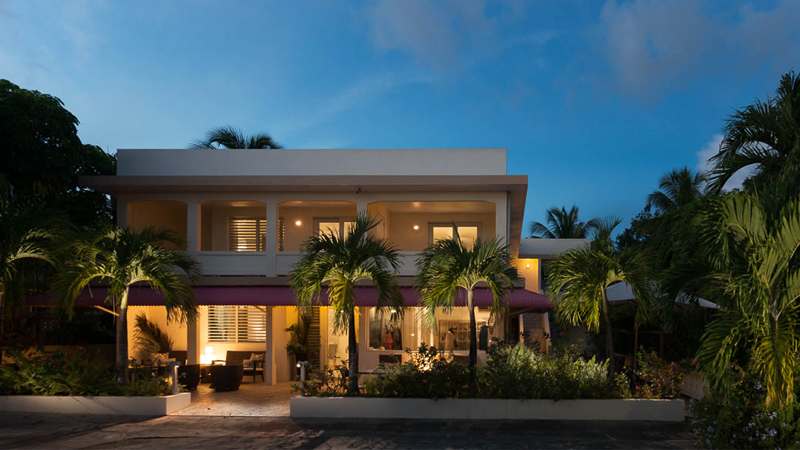 Malecon House - Waterfront hotel - Esperanza, Vieques, Puerto Rico