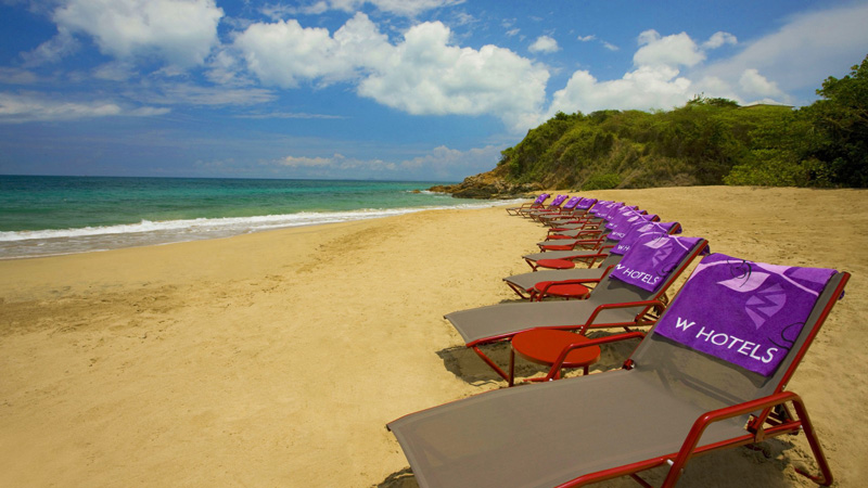 W Retreat & Spa - Beachfront luxury resort in Vieques, Puerto Rico